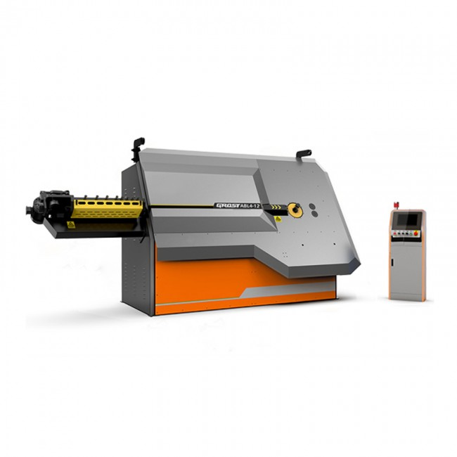 Автоматическая линия для гибки и резки арматуры GROST ABL4-12