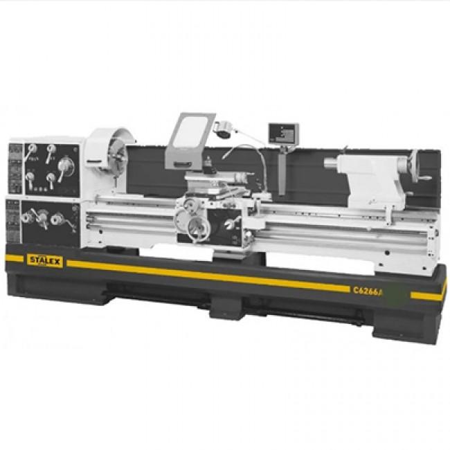 Станок токарно-винторезный Stalex C6266A/1500,зона обработки 660х1500 мм