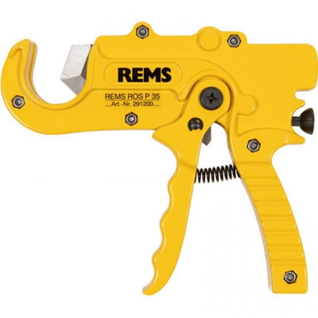 291200 Ножницы для резки труб REMS ROS П 35