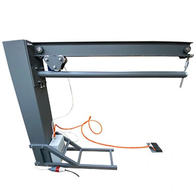 Станок фальцеосадочный электрический Rollen-Machine RME-1300x1 мм