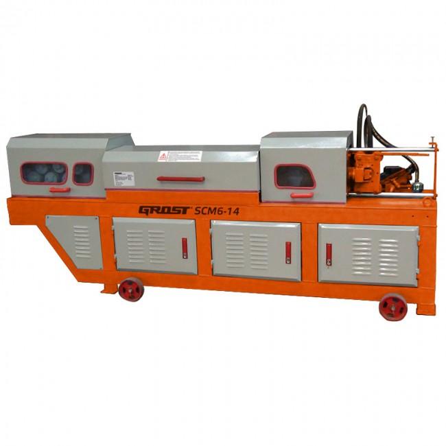 Правильно-отрезной станок GROST SCM6-14