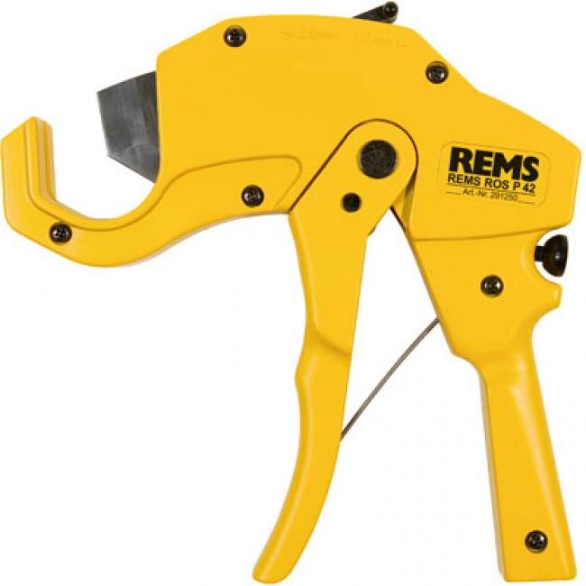 291250 Ножницы для резки труб REMS ROS П 42