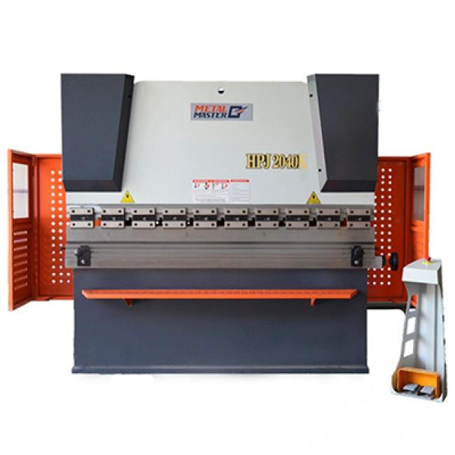 Пресс листогибочный Metal Master с ЧПУ HPJ 2580