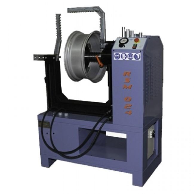 Станок для правки дисков 13-24 дюймов COMEC RSM024