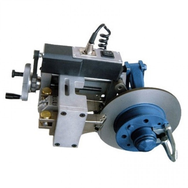 Станок для проточки тормозных дисков л/а COMEC TD302.TRI, без снятия